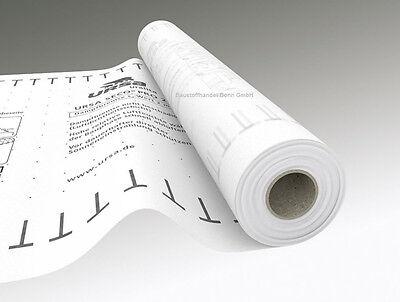 (GP.1,41€/m²) 37,5 m² Ursa SECO® PRO 2 Dampfbremsfolie Dampfsperre Dampfbremse