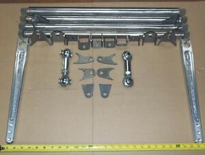 "5 STAR SWAY BAR KIT 28"" X 1.075 X 1 1/8"" X 48 SPLINE HOLLOW BAR Belleville Belleville Area image 1"