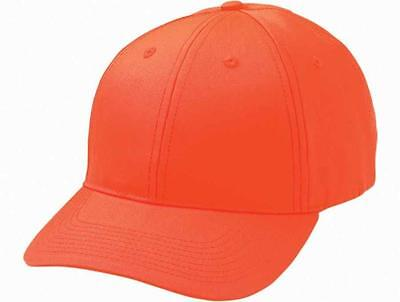 86024871462 Kati Hunter Safety Blaze Orange Hunting Baseball Hat Cap NEW