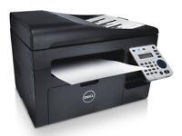 Dell B1165nfw 20ppm A4 Mono Wireless Laser Multifunction Printer