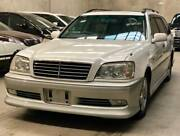 2001 TOYOTA CROWN ESTATE V WAGON AUTO RWD 1JZ TURBO Wingfield Port Adelaide Area Preview