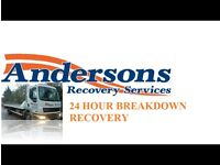 CHEAP 24 HOUR CAR VEHICLE BREAKDOWN RECOVERY COLLECTION DELIVERY TOWING SERVICE BIRMINGHAM