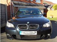 BMW 530d E60 M sport