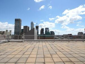 Luxurious 2BR penthouse-Guy concordia-Mcgil-Downtown Montreal