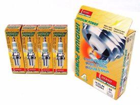 DENSO Iridium Power Spark Plug [ITV20] 5339 - 4 Plugs Fiesta st 180