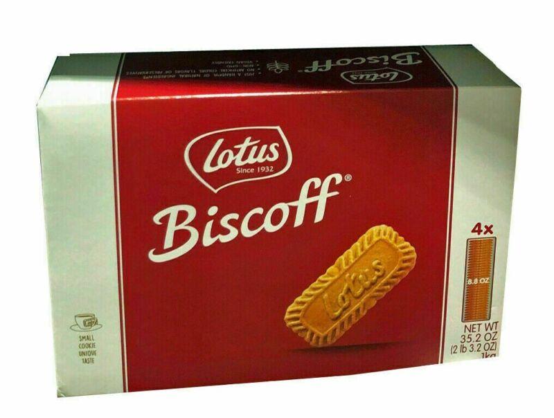 Lotus Biscoff Cookies ( 35.2 oz Total)