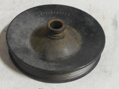 1987-96 Ford E series Van 4.9L 6-Cyl power steering pulley E7UA-3D673-FB ()