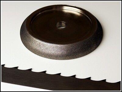 Top Cbn Sharpening Grinding Wheel Band Saw Saws Wood Mizer Lenox Ripper 6 Inch