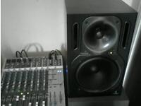 TRUTH B2031A high resolution active studio monitor