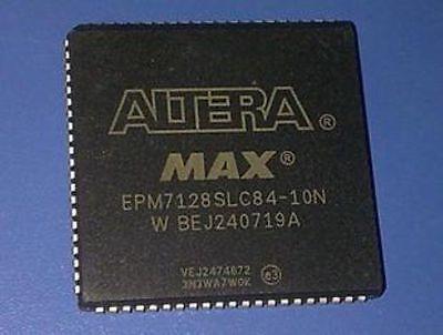 Altera Epm7128slc84-10n Plcc-84 Ic Max 7000 Cpld 128 Usa Ship