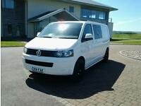2914 vw t5 transporter campervan lwb