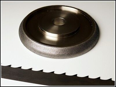 Top Cbn Sharpening Grinding Wheel Band Saw Saws Wood Mizer Lenox Ripper 8 32mm