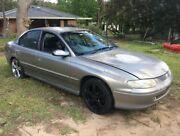 Wrecking: Holden 1998 VT Commodore Calais Sedan V6 Auto Medowie Port Stephens Area Preview