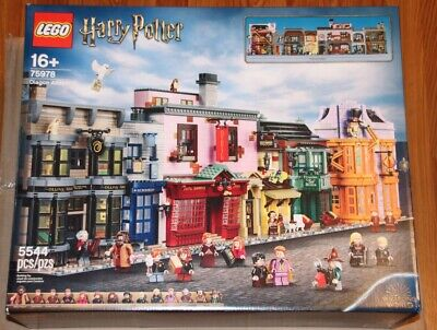 LEGO Harry Potter Diagon Alley (75978) - BRAND NEW - IN HAND - READY TO SHIP