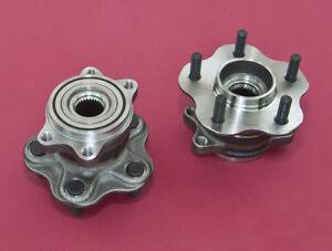Rear Wheel Bearing 5-Lug Conversion Hub 4x114.3 - 5x114.3 For S13 S14 300ZX