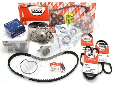 Integra Complete Timing Belt+Water Pump Kit JAPAN 96-01