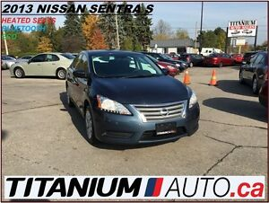 2013 Nissan Sentra BlueTooth+Heated Seats+Keyless Entry+Sport &  London Ontario image 1