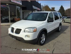 2005 Pontiac Montana SV6+DVD+Extended+One Owner+Front & Rear A/C London Ontario image 5