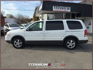 2005 Pontiac Montana SV6+DVD+Extended+One Owner+Front & Rear A/C London Ontario image 8