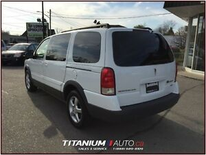 2005 Pontiac Montana SV6+DVD+Extended+One Owner+Front & Rear A/C London Ontario image 4