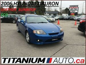 2006 Hyundai Tiburon Leather+Sunroof+New Brakes & Timing Belt+P