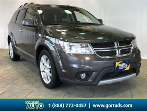 2016 Dodge Journey R/T AWD/V6/7 PASS/LEATHER