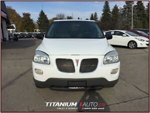 2005 Pontiac Montana SV6+DVD+Extended+One Owner+Front & Rear A/C London Ontario image 6