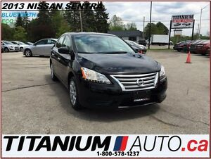 2013 Nissan Sentra BlueTooth+Power Group+One Owner+Keyless+Facto