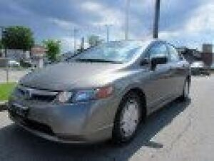 2008 Honda Civic DX-G, Only 122 kom