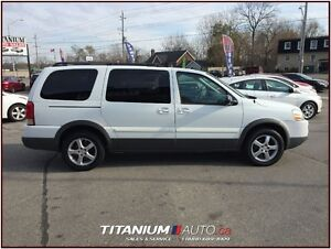 2005 Pontiac Montana SV6+DVD+Extended+One Owner+Front & Rear A/C London Ontario image 7