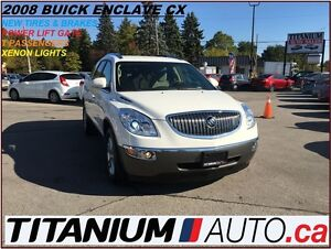 2008 Buick Enclave CX+Power Lift Gate+7 Seater+HID+New Tires & B