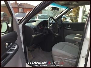 2005 Pontiac Montana SV6+DVD+Extended+One Owner+Front & Rear A/C London Ontario image 9
