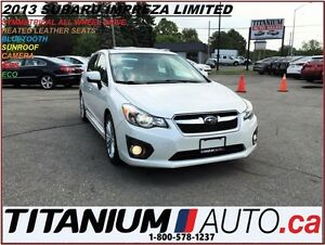 2013 Subaru Impreza Limited+AWD+Camera+GPS+Leather Heated Seats+