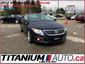 2012 Volkswagen Passat CC CC+Highline+GPS+2.0L Turbo+Heated Leat