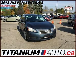 2013 Nissan Sentra BlueTooth+Heated Seats+Keyless Entry+Sport &