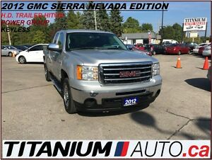 2012 GMC Sierra 1500 Extended Cab+New Brakes+H.D. Trailer Hitch+ London Ontario image 1