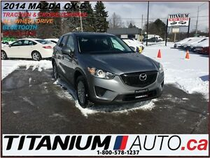 2014 Mazda CX-5 AWD+BlueTooth+Touch Screen+Traction Control+Allo