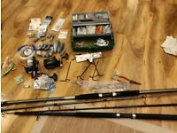 Fishing gear to clear