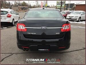 2011 Ford Taurus SEL+BlueTooth+SYNC+Heated Leather Seats+New Tir London Ontario image 3