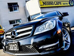 2012 Mercedes-Benz C-Class C250C! 4 Cyl 1.8L Turbo! ONLY $176/bi