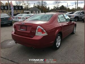 2007 Ford Fusion New Tires & Brakes+AUX+Traction & Cruise Contro London Ontario image 2