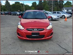 2012 Hyundai Accent GLS+USB & AUX Input+Auto+Traction & Cruise C London Ontario image 6
