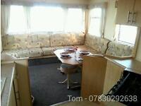 Static caravan , cheap caravan , 2 bedroom static caravan , North east cost , crimdon dene