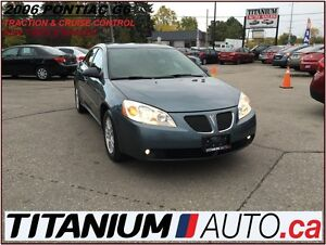 2006 Pontiac G6 Traction & Cruise Control+Tinted Glass+Keyless++