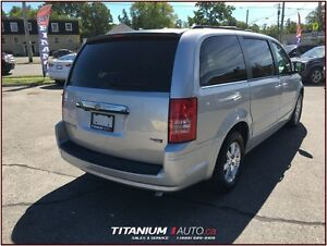 2008 Chrysler Town & Country Touring+DVD+GPS+Camera+Heated Leath London Ontario image 2