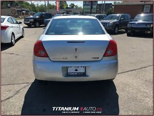 2009 Pontiac G6 ECO 4 Cylinders+Traction & Cruise Control+Keyles London Ontario image 3