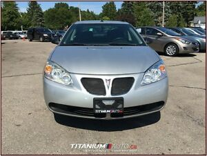 2009 Pontiac G6 ECO 4 Cylinders+Traction & Cruise Control+Keyles London Ontario image 6
