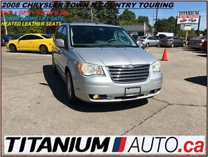 2008 Chrysler Town & Country Touring+DVD+GPS+Camera+Heated Leath