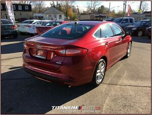 2014 Ford Fusion SEL+Camera+EcoBoost+Leather+Mytouch Microsft+Su London Ontario image 2