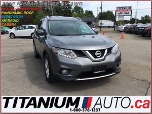 2015 Nissan Rogue SV+AWD+Camera+Panoramic Roof+Heated Power Seat